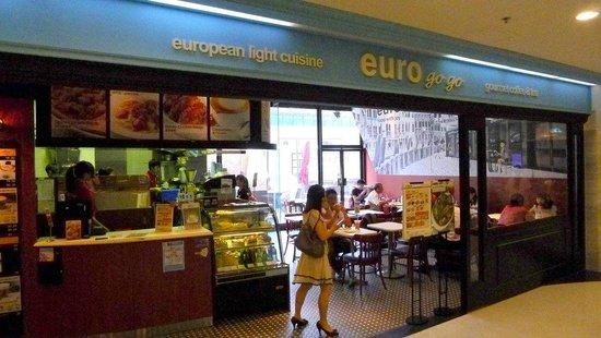 Euro Go Go european fastfood - gourmet coffee