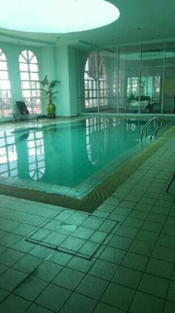 Cititel Penang: extremely small pool