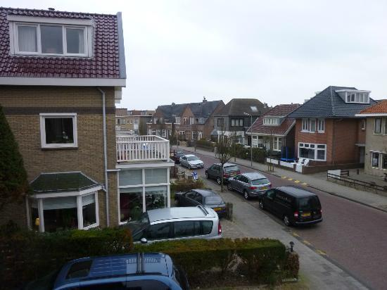 Pension Banning: View from terrace