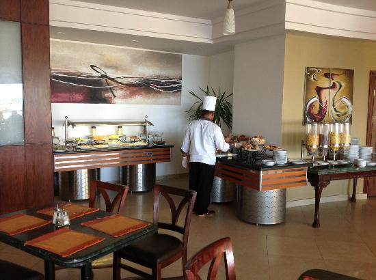 Magic Beach Hotel: Les buffets