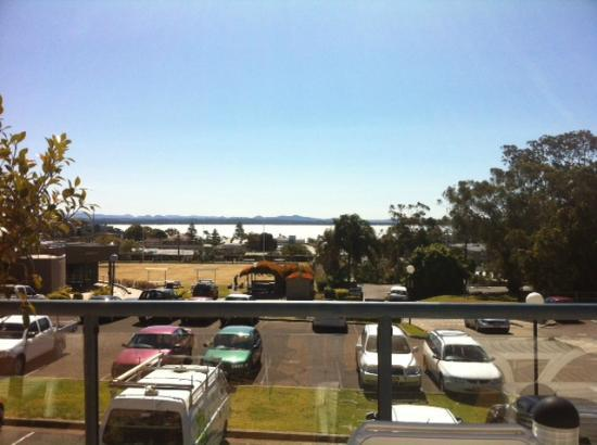 The Landmark Nelson Bay: View from sundeck