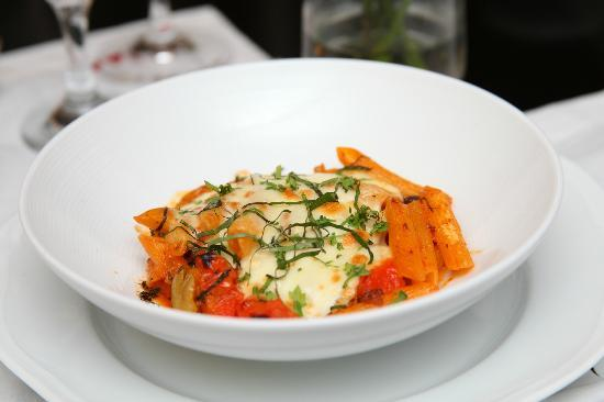 La Chesa : Pasta at its best!