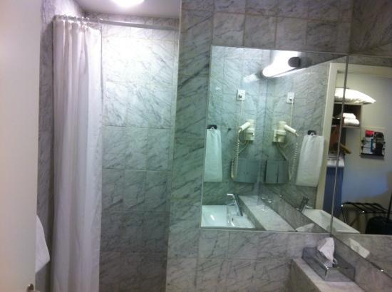 Scandic Bygholm Park: Bathroom