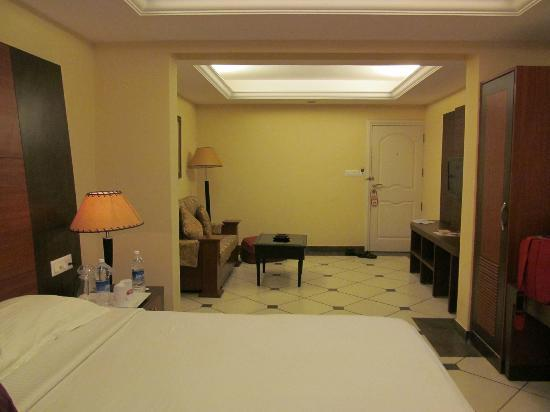 Emarald Hotel: Delux room