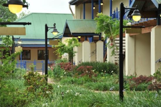 Magoebaskloof Hotel: Hotel Exterior