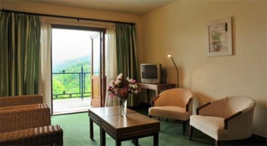 Magoebaskloof Hotel: Inside Bedroom