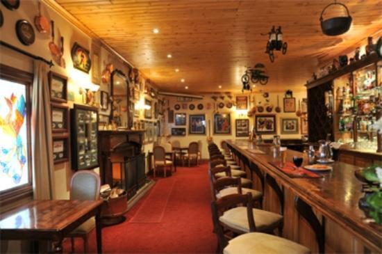 Magoebaskloof Hotel: Entertainment Area