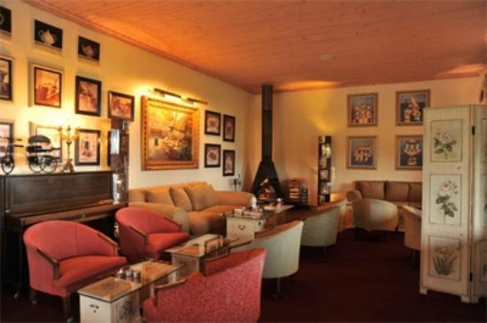 Magoebaskloof Hotel: Lounge Area