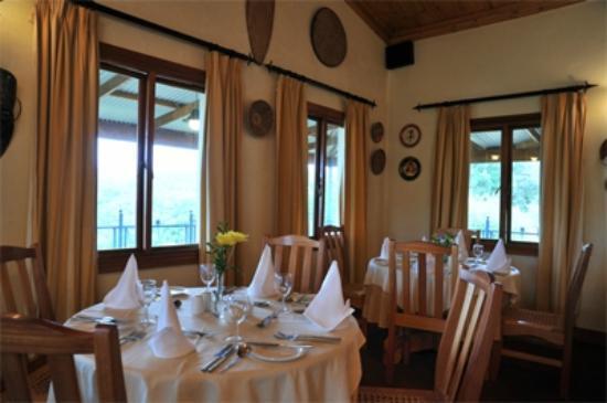 Magoebaskloof Hotel: Dining Area