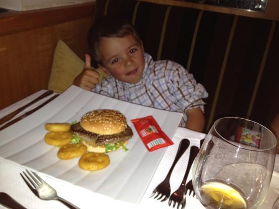 Hotel Vier Jahreszeiten: ook voor de kids is het ....