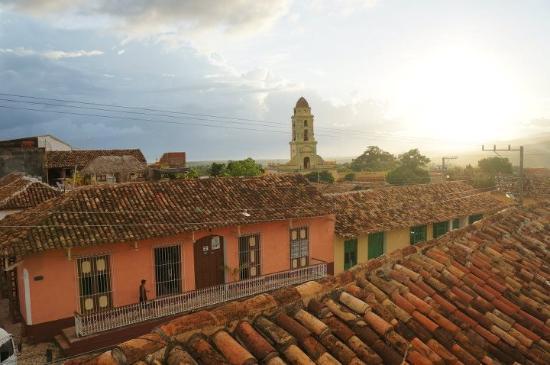 Hostal El Rintintin: dalla terrazza del Rintintin!!!