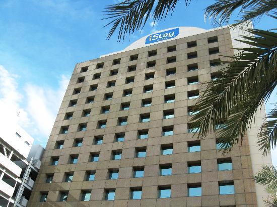 iStay Hotel Monterrey Historico: TORRE 1