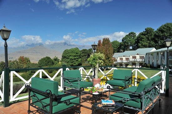 Mont Aux Sources Hotel: Magoebaskloof Hotel