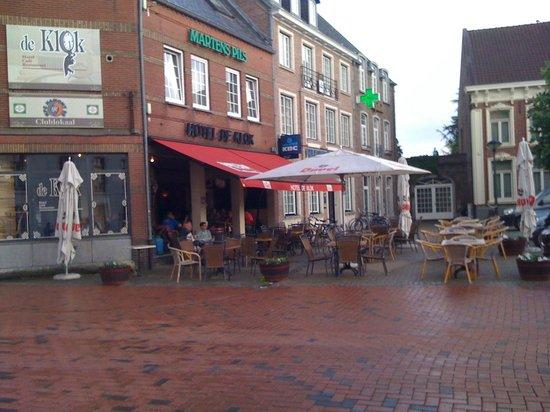 Hamont-Achel, Belgium: terras