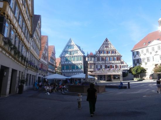 Ringhotel Gasthof Hasen: Herrenberg city square