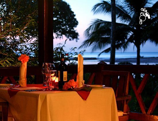 Acajou Hotel : Restaurant