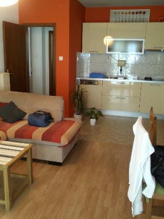 Apartments Avdic: Sala