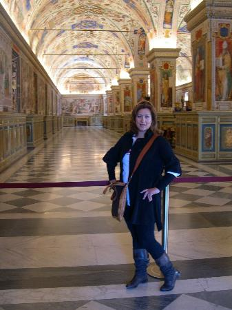 Rome Free Tour : VATICAN MUSEUM