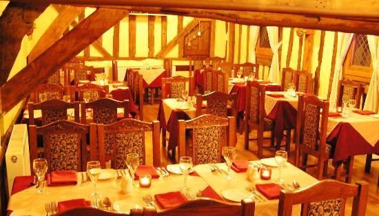 Samoji Indian Restaurant: Restaurant