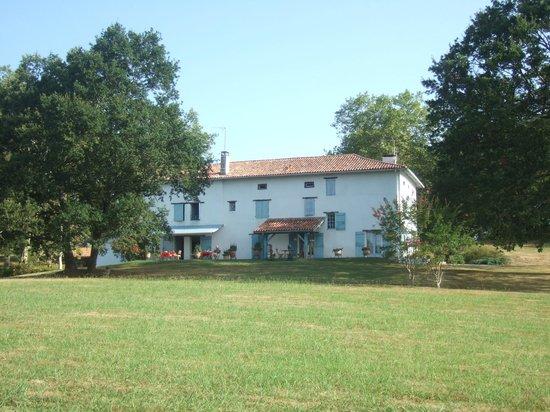 Maison d'hotes Bidachuna: facade