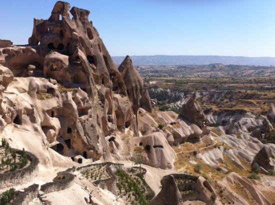 Argos in Cappadocia: view of the room
