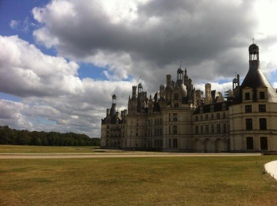 Hotel Chaptal: Le château