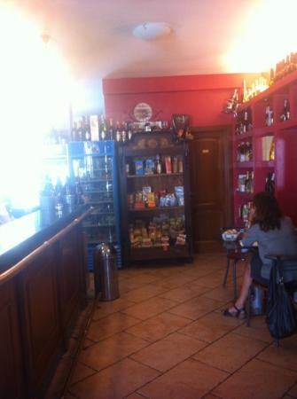 Plaza Cafe Bistrot: Plaza caffè