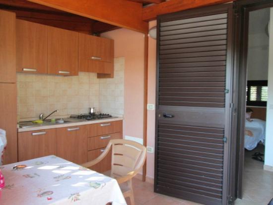 Residence Club Santa Maria: Cucina (monolocale)