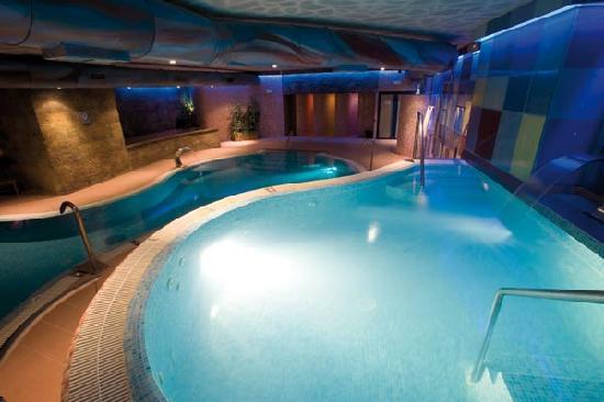 Spa Hotel Ciudad de Teruel: Circuito Spa de 900 metros