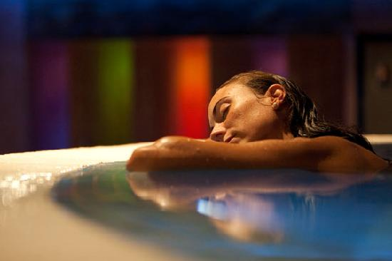 Spa Hotel Ciudad de Teruel: Disfrutando del Spa
