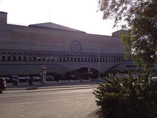 National Library of Estonia: 外観