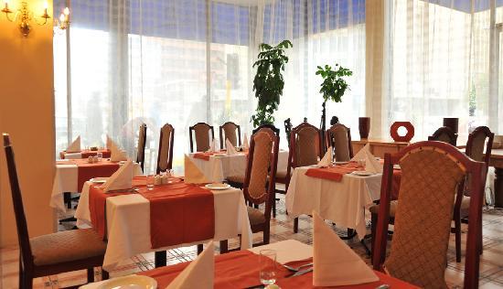 Hotel Devonshire : Dining Area