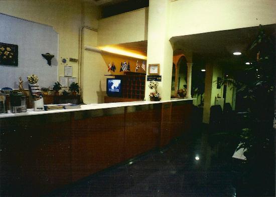 Hotel El Greco: LOBBY