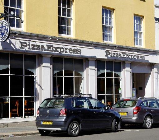 Pizza Express - St Albans
