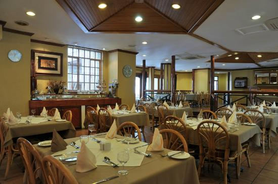 Hotel Promenade: Dining area