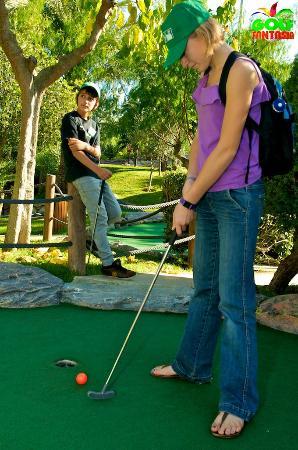 Golf Fantasia : Tournament time for the Children