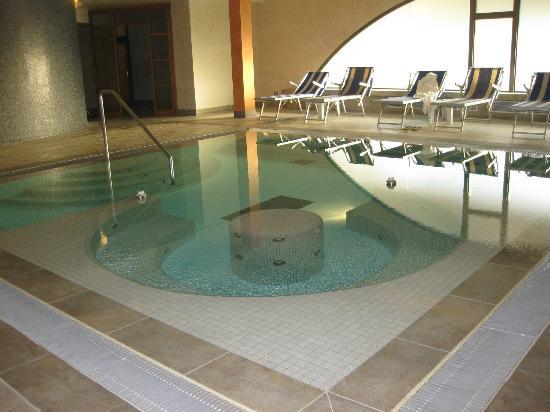 Hotel Sollievo Terme: vasca idromassaggio area benessere