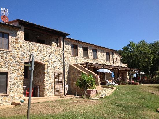 Casa Vacanze Serraiola Alta: fantatico posto