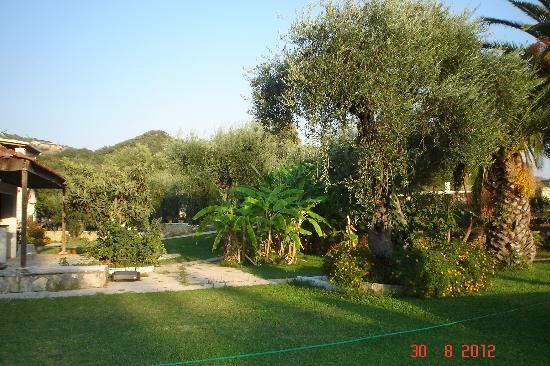 Hotel Mikros Paradisos: ΩΡΑΙΟΣ ΚΗΠΟΣ