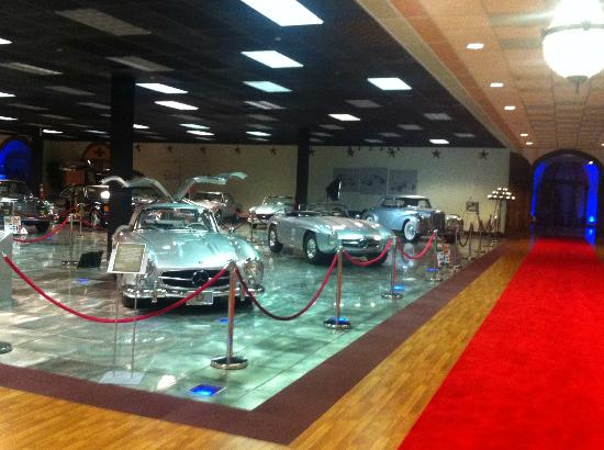 The North Texas Automotive Museum: mercedes collection