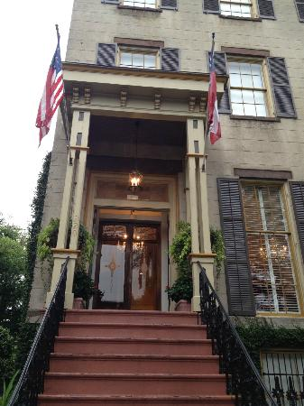 The Gastonian - A Boutique Inn: Front Entrance