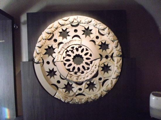 Museo Catedralicio: Fine stone decoration