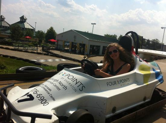 Fun Fore All : Go-Karts