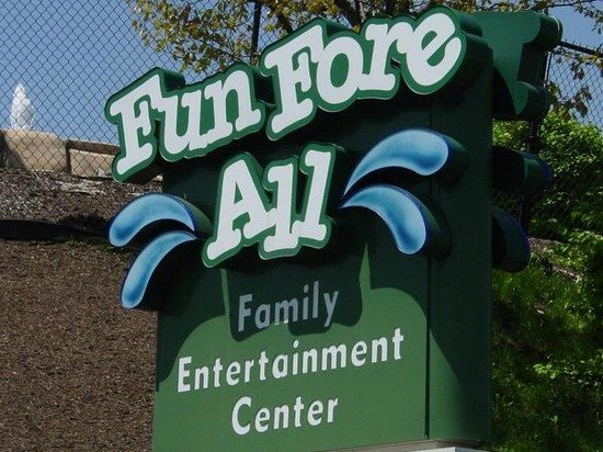 Cranberry Township, Pensilvanya: Fun Fore All!