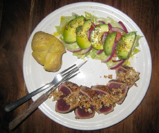 El Nene: Tuna dish the way I like it