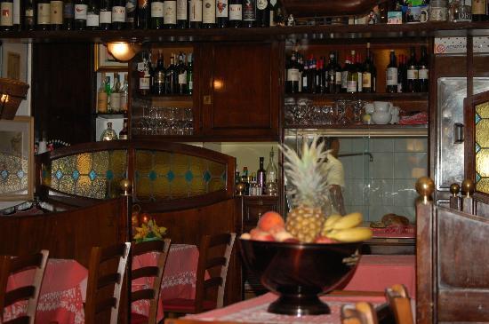 Ristorante Da Ivo: Cozy interior