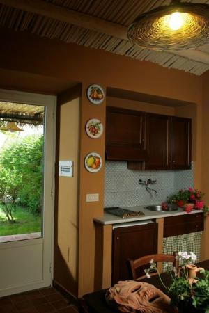Le case del Principe: kitchen corner