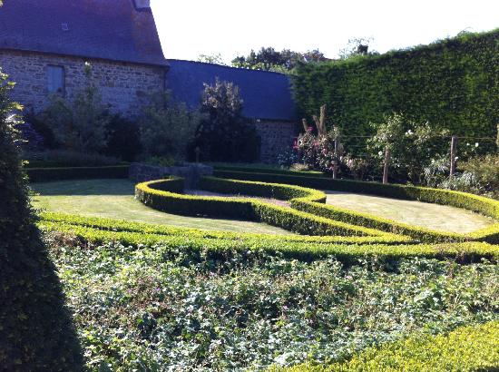 Manoir of Troezel Vras : Les jardins