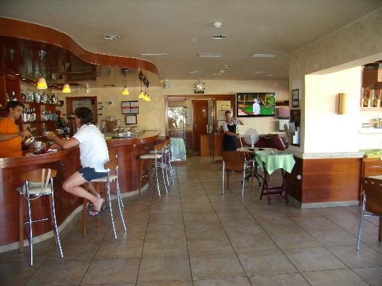 Hotel Noguera: Baren