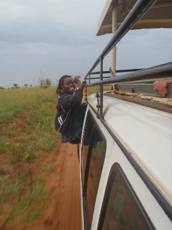 African Adventure Travellers: Samantha - our brilliant Guide